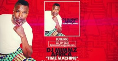 DJ Mimmz Africa - Time Machine (Main Mix)