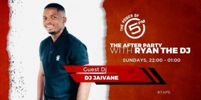 DJ Jaivane – 5FM 30Min Mix