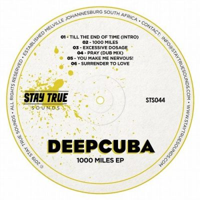 DeepCuba – Pray (Dub Mix)