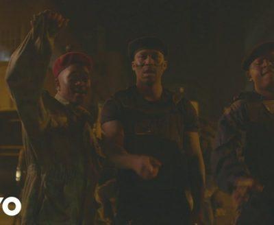 Distruction Boyz – Sinenkani ft. DJ Tira & NaakMusiQ [Video]