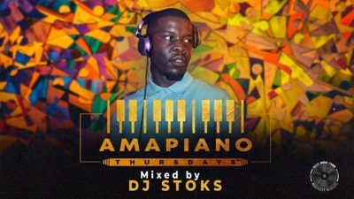 DJ Stoks – Amapiano Thursdays Mix 2019