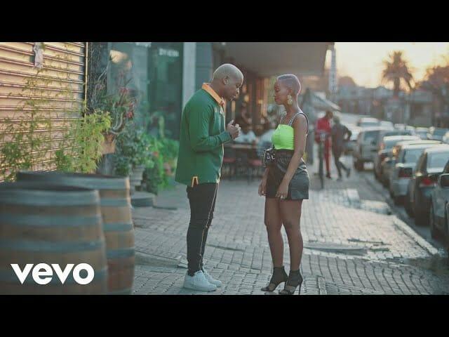 K.O ft Nandi Madida - Say U Will (Video)