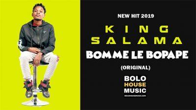 King Salama – Bomme Le Bopape
