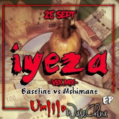 Music: Baseline vs Mshimane – Iyeza (Vox Mix)