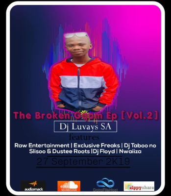 Music: Dj Luvays SA – Division 0.2 ft. Taboo no Sliiso & Dustee Roots