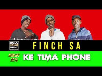 Music: Finch SA – Ke Tima Phone