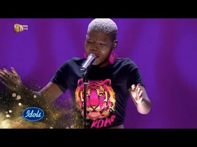 Music & Video: Viggy Qwabe – Amaxoki (Idols Top 9)