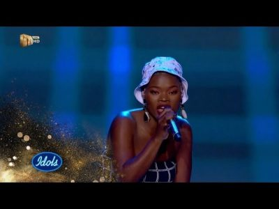 Music & Video: Virginia Qwabe – Umsindo (Idols SA Top 9)