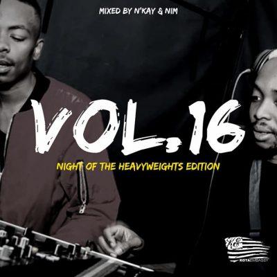 N'Kay & Nim – Kota Embassy Vol. 16 Mix