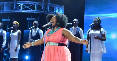 Sneziey Msomi - Heal My Soul (Idols SA)