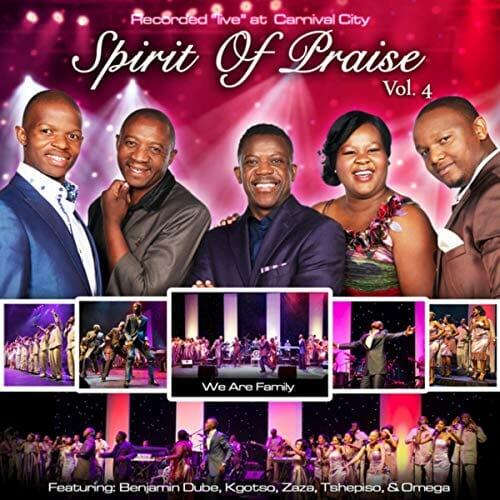 Spirit of Praise ft Tshepiso - Inhliziyo Zethu