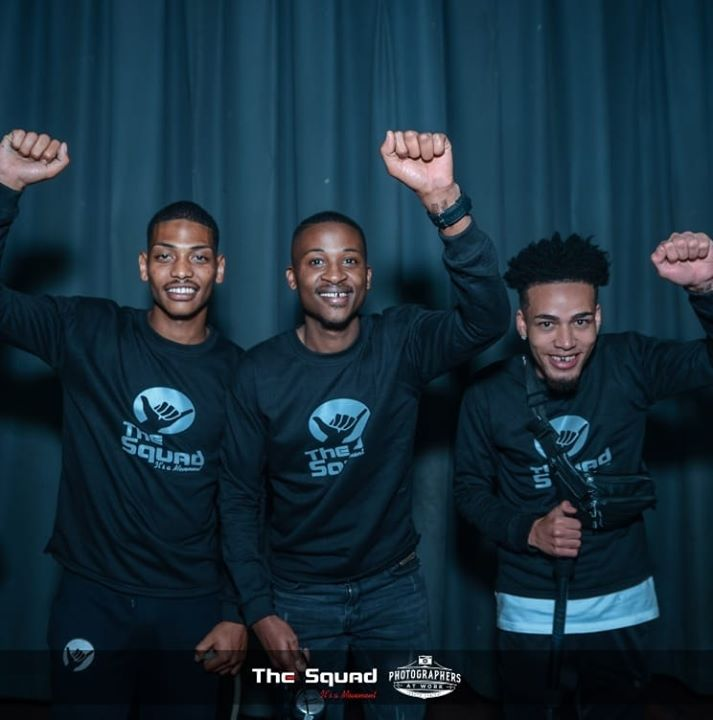 The Squad – Tall Arse Tee
