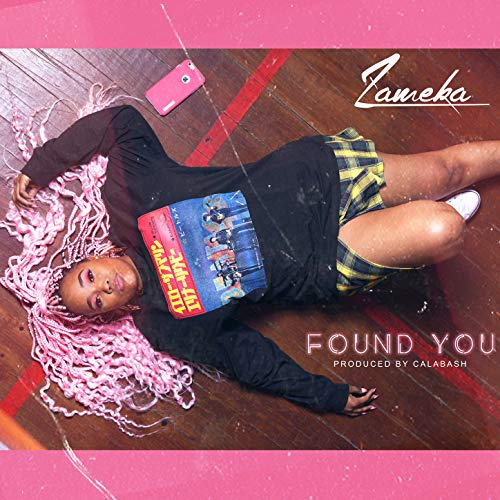 Zameka – Found You (Original Mix)