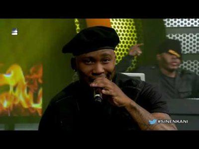 Distruction Boyz ft NaakMusiQ – Sinenkani (Live Amp Video)