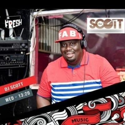 DJ Scott – 3th Gong