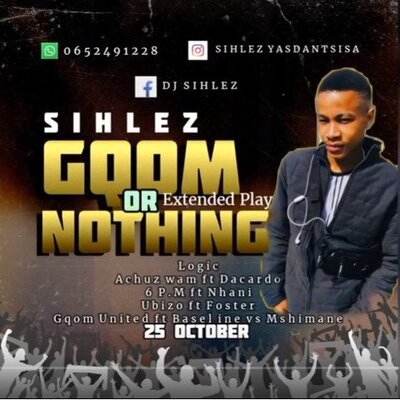 DJ Sihle – Gqom United ft. Baseline vs Mshimane