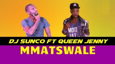 DJ Sunco - Koko Matswale ft. Queen Jenny + Video