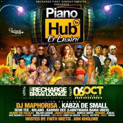Kabza De Small & DJ Maphorisa – Piano Hub Mix