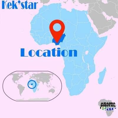 Kek'star – Location (Original Mix)