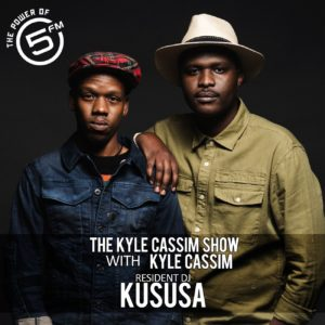 Kususa – The Kyle Cassim Show 5FM Mix (19 Oct 2019)