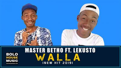 Master Betho – Walla ft. Lekusto