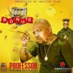 Professor – Bonus ft. Mlindo The Vocalist