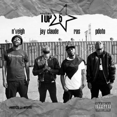 RAS - Top 5 ft. N'veigh, PdotO & Jay Claude
