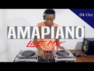 Romeo Makota – Amapiano Mix (04 Oct 2019)