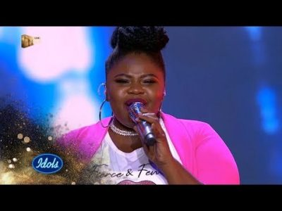 Sneziey Msomi – Drunk In Love (Idols SA) + Video