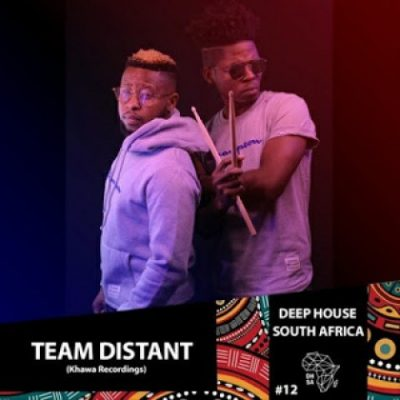 Team Distant – DHSA Podcast 012 Mix