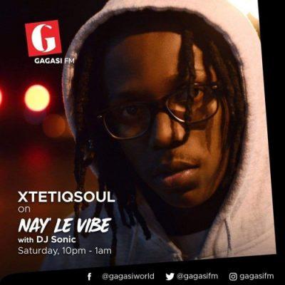 XtetiQsoul – Nay'LeVibe Mix on Gagasi FM