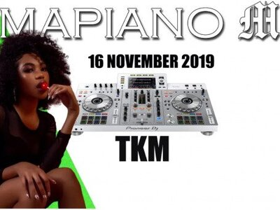 DJ TKM – Amapiano Mix November 2019