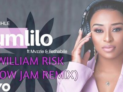 DJ Zinhle – Umlilo (William Risk Slow Jam Remix)