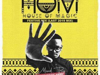 Fanzo Magic Hand – H.O.M 26 (Festive Mix)