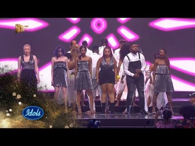 Idols Finalists – Preach (S15 Finale)