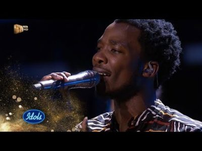 Luyolo – Sunshine Through The Rain (Idols SA)