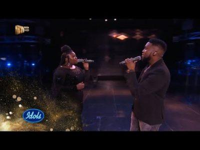 Nolo & Sneziey – When I First Saw You (Idols SA)