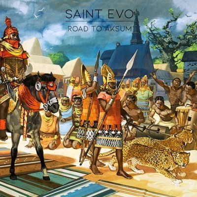 Saint Evo – Road To Aksum (Original Mix)