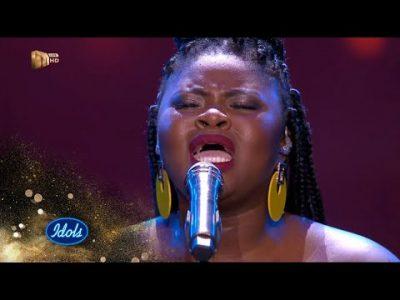 Sneziey Msomi – Save Me (Idols SA)
