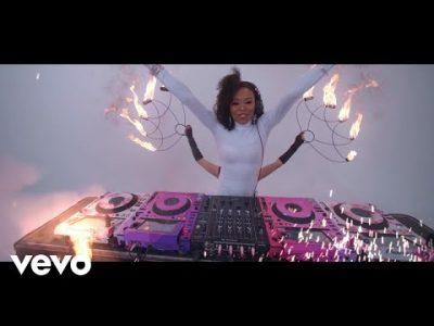 Video: DJ Zinhle – Umlilo ft. Mvzzle, Rethabile