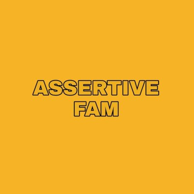 Assertive Fam – We Are Just Having Fun