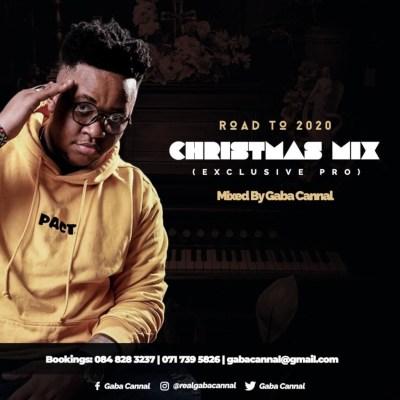 Gaba Cannal – Road To 2020 Christmas Mix