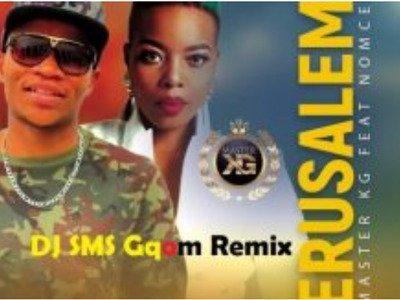 Master KG – Jerusalem (DJ SMS Gqom Remix)