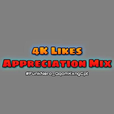 FunkNero – 4K Likes Appreciation Mix
