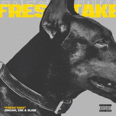 Zingah – Fresh Take ft. 25K & DJ Sliqe