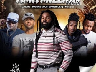Big Zulu – Ama Million (Remix) ft. Zakwe, YoungSta CPT, Musiholiq & Kwesta