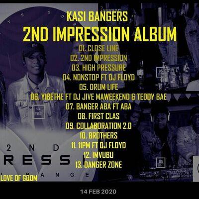 Kasi Bangers – Close Line