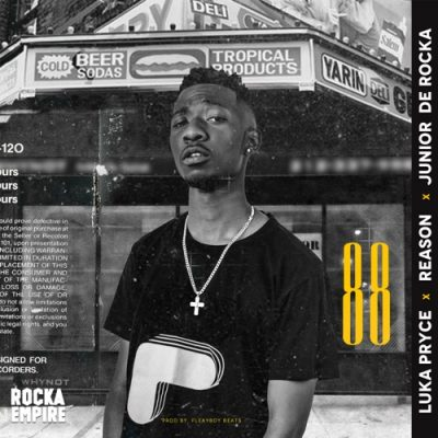 Luka Pryce – 88 ft. Reason & Junior De Rocka