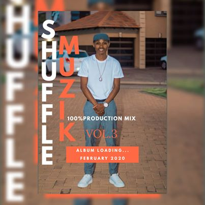 Shuffle Muzik – 100% Production Mix Vol. 3