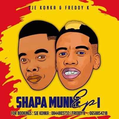 Sje Konka & Freddy K – Le Ngoma ft. Zing Master